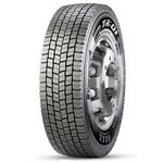 Pneu Pirelli Aro 22,5 295/80r22.5 Tl 152/148m M+S 16pr Tr01