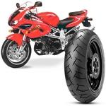 Pneu Moto Suzuki TL 1000 Pirelli Aro 17 190/50r17 73w TL Traseiro Diablo
