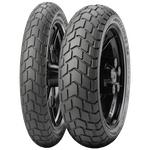 Pneus Versys1000 Pirelli 120/70-17 + 180/55-17 MT60RS