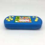 Consola de Jogos portátil retro nostálgica tela colorida Clássica máquina de Jogos Eletrônicos
