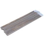 10Pcs WZ8 Haste Zircônio Tungstênio Eletrodo Arco Agulha Solda Alumínio Branco 4mm