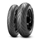 Pneu Pirelli Diablo Rosso III 190/50ZR17 73W TL Traseiro