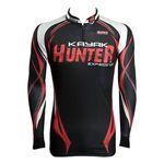 Camiseta de Pescaria Brk Kayak Hunter com fps 50 Tamanho PP