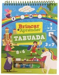 BRINCAR E APRENDER - TABUADA - LAFONTE