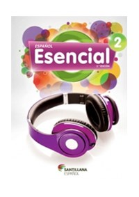 Livro - Espanol Esencial 2 - Santillana
