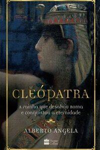 Livro - Cleópatra - Angela