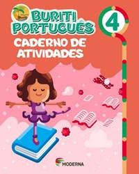 Livro - Projeto Buriti Português - 4 Ano - Caderno de Atividades - Mod