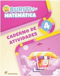 Livro - Buriti Plus Matemática - 4 Ano - Caderno de Atividades - Moder