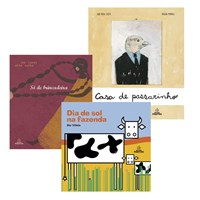 LIvro - Kit Livros Paradidáticos Colégio Positivo - Pré 1 - 2020