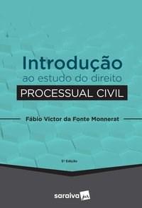 Livro - Introdução ao estudo do Direito Processual Civil - 5ª edição d