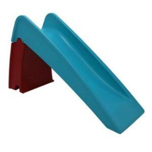 Escorregador Infantil Tramontina Zip Em Polietileno - Unissex-Azul Piscina+Vermelho
