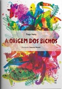 Livro - A Origem dos Bichos - Hakiy - Panda Books