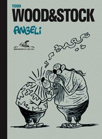 Livro - Todo Wood&Stock - Angeli - Companhia das Letras