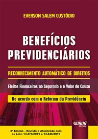 Livro - Benefícios Previdenciários - Reconhecimento Automático de Dire