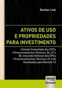 Livro - Ativos de Uso e Propriedades para Investimento - Leal 1º ediçã
