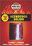 Acendedor Solido Blister 1 unid - Prime Grill