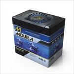 Bateria AGM Moto Moura 12V 5Ah MA5-D ARCTIC CAT 90 UTILITY DVX50 DVX90 BUELL RACING 1125RR C440 E440