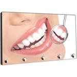 Porta Chaves Dentista Odontologia Sorriso Dentes