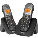 Telefone Sem Fio Ts5122 + Ramal Preto Intelbras