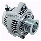 HELLA - Alternador Automotivo - John-Deere Tratores 4700 4 Cil. 2.19L (1999/2000) / 7600 (1993/.) / 7610 6-414 (1996/.) / 7700 6-414 (1993/.) / 7710 6-466 (1996/.)