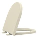 Assento Deca/icasa Carrara/link/lk/duna/nuova/vesuvio Creme Soft Close Polipropileno