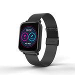 R6 Smartwatch Pressão Arterial Rastreador De Fitness De Freqüência Cardíaca Ip67 À Prova D 'á