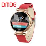 DMDG Mulheres Relógio Inteligente Freqüência Cardíaca Monitor De Pressão Arterial Multi-esport