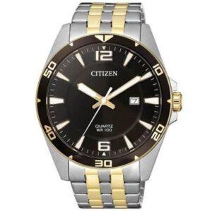 Relógio Citizen Masculino - Masculino-Prata