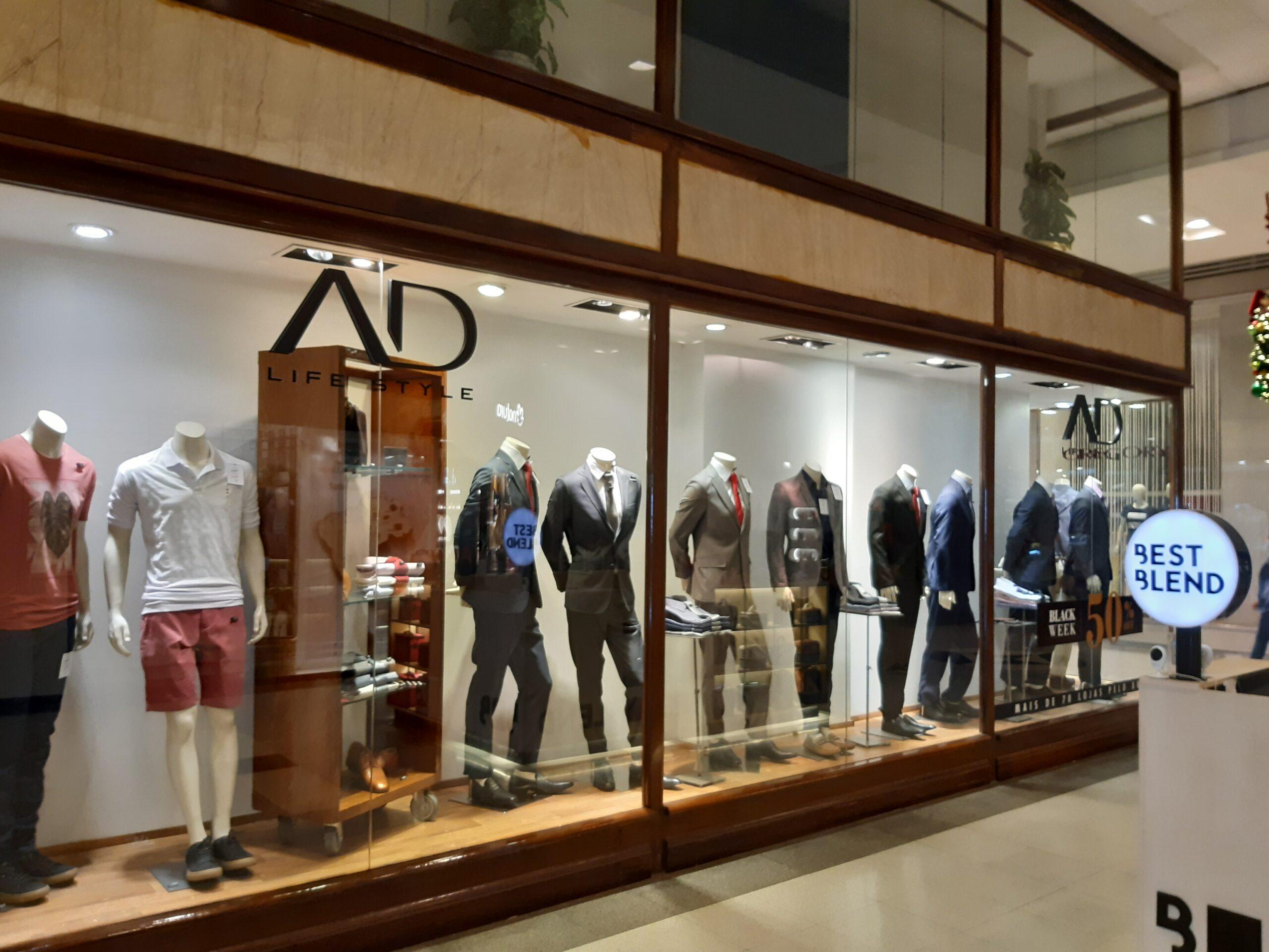 AD do Shopping Conjunto Nacional, 1º Piso