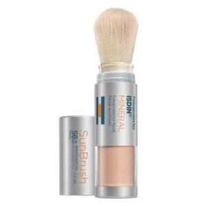 Protetor Solar Facial Isdin - SunBrush Mineral 50+ 4g - Unissex-Incolor