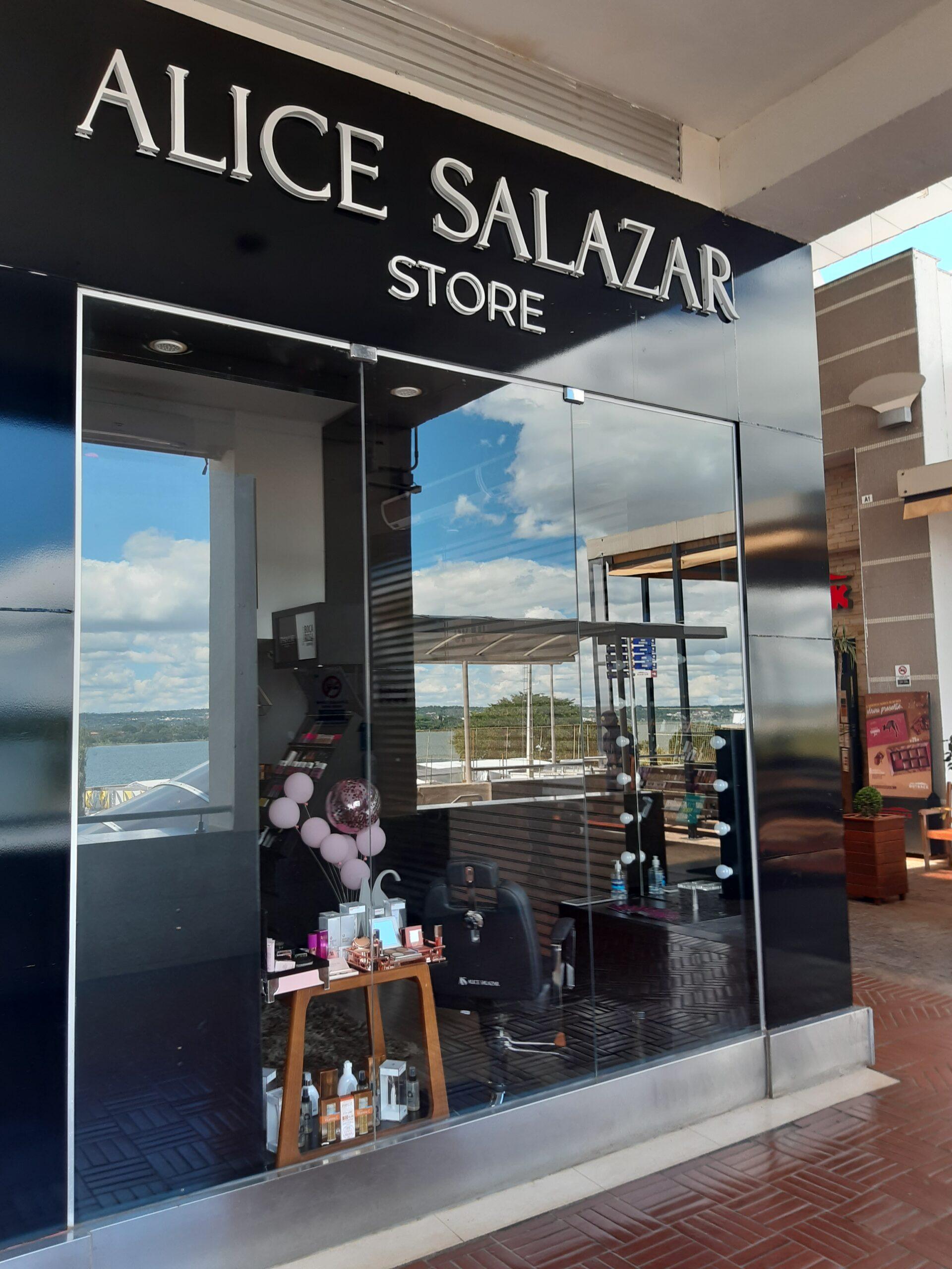 Alice Salazar Store do Shopping Pier 21