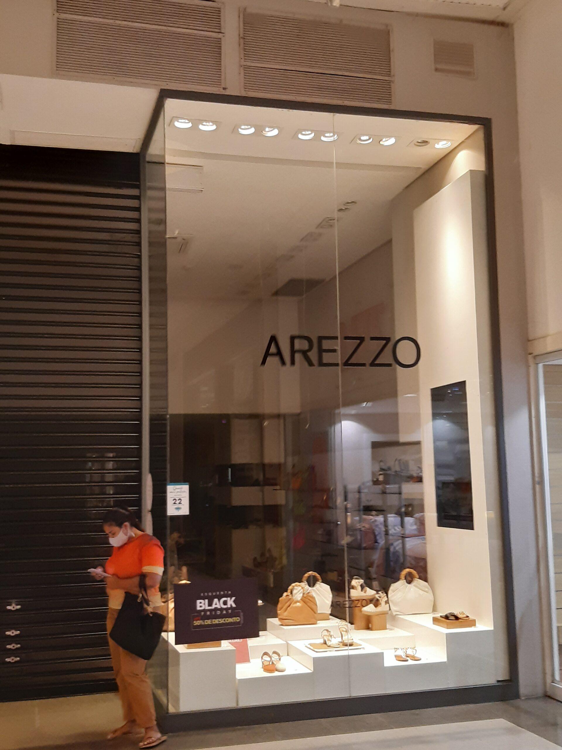 Arezzo do Shopping Conjunto Nacional, 1º Piso