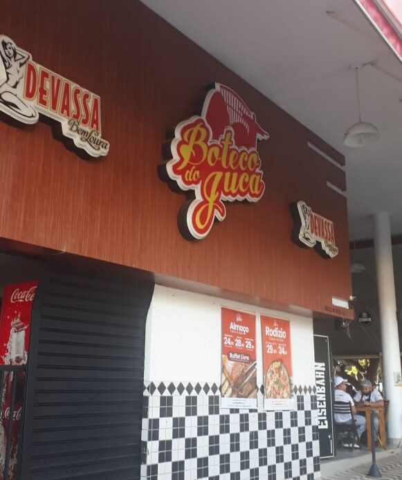 Boteco do Guga 405 Sul, Rua dos Restaurantes, Bloco A, Comércio do DF