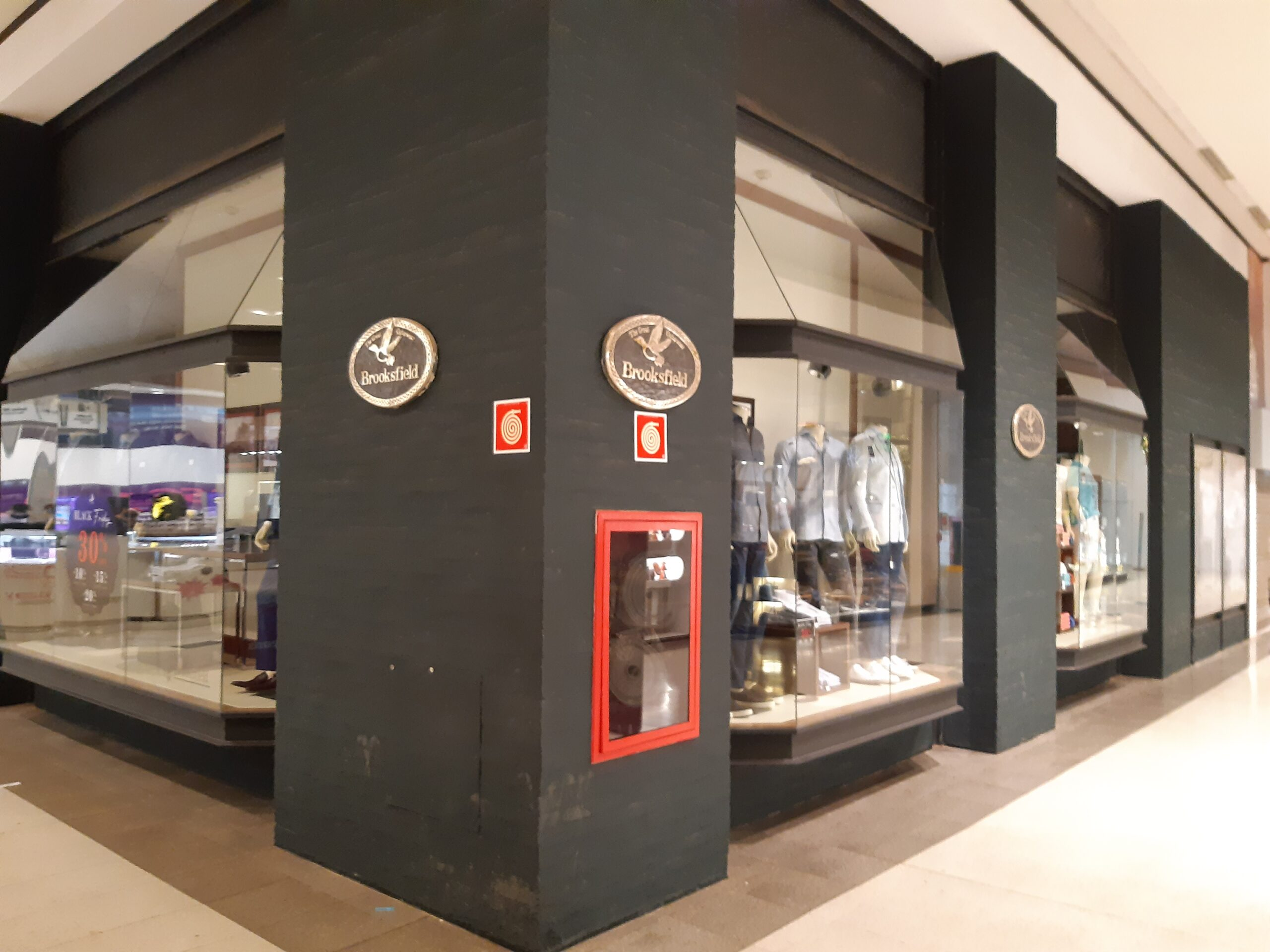 Brooksfield do Shopping Conjunto Nacional, 1º Piso
