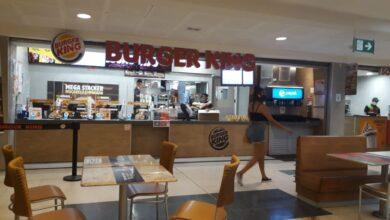 Burger King, Conjunto Nacional