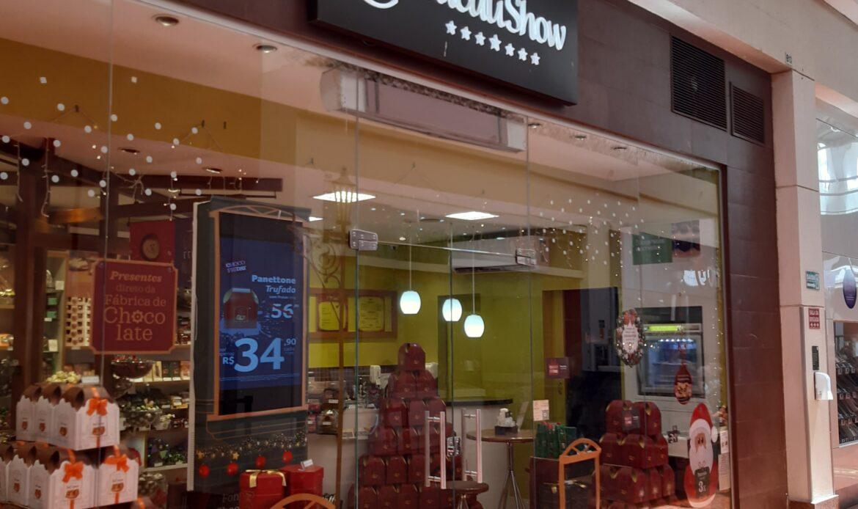 Cacau Show do Shopping Pier 21