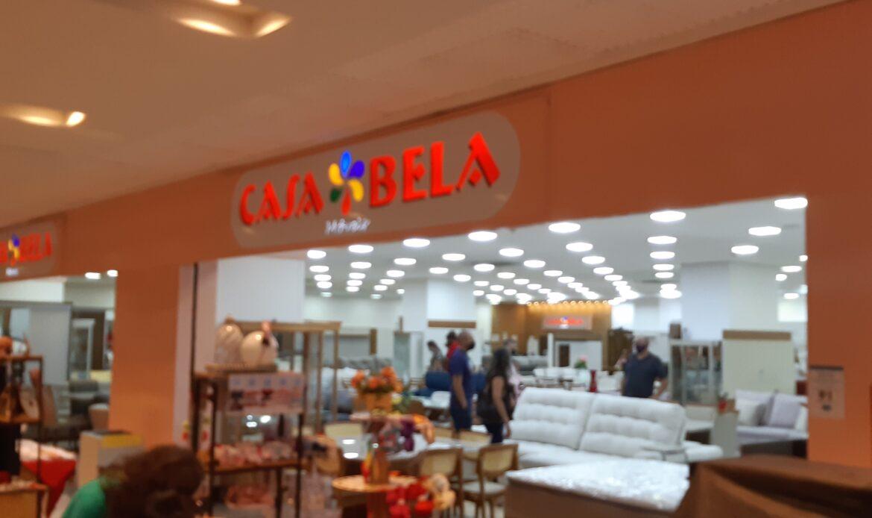 Casa Bela do Shopping Conjunto Nacional, Térreo