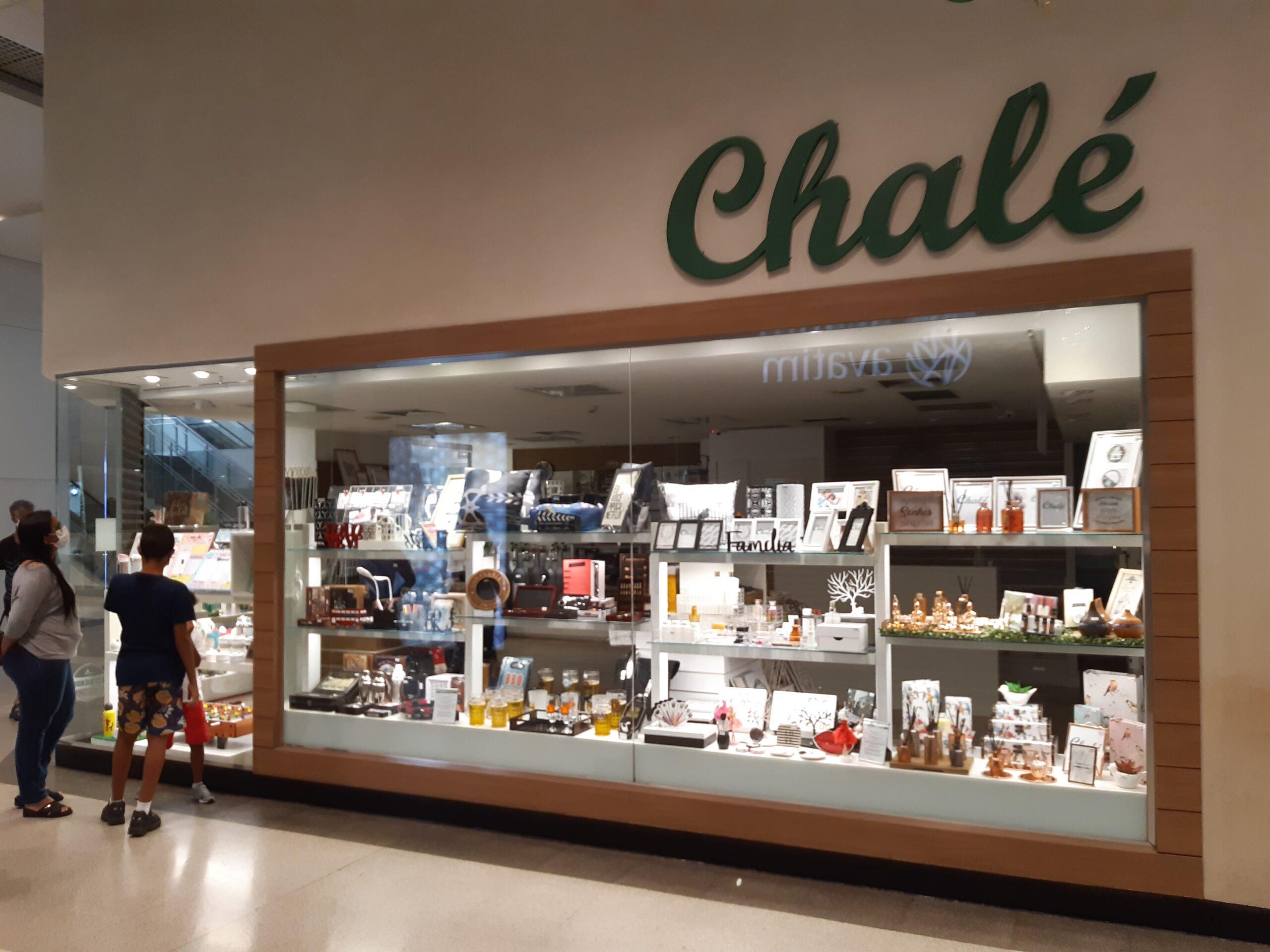 Chalé Presentes do Shopping Conjunto Nacional, 1º Pis