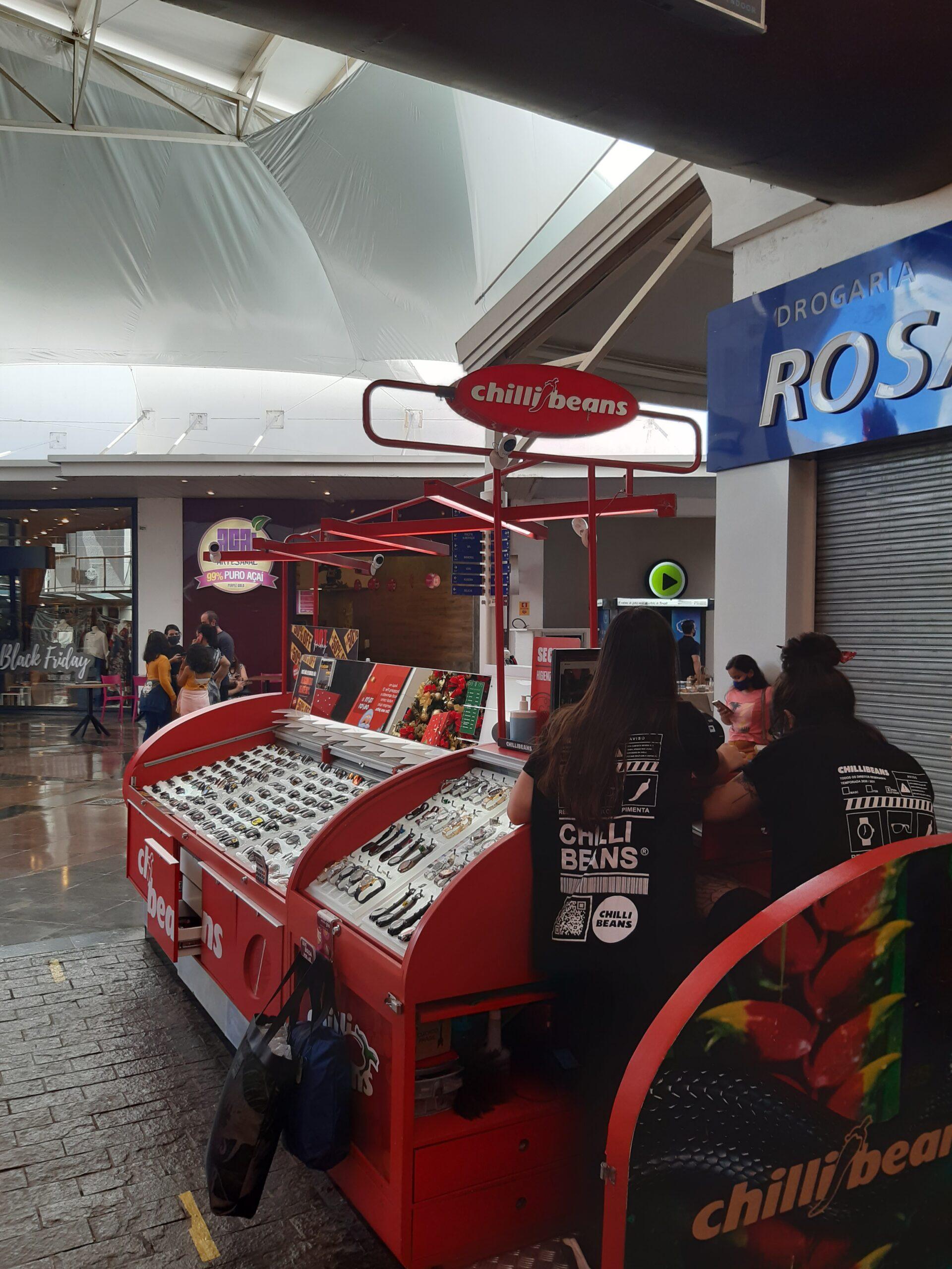 Chille Beans do Shopping Pier 21
