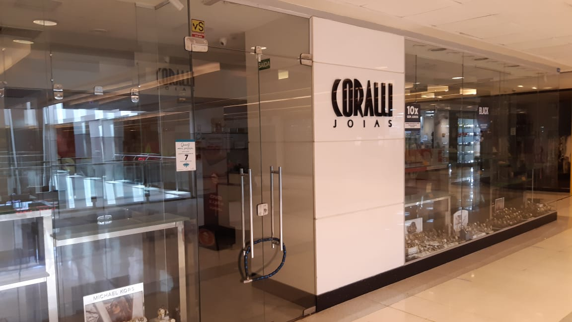 Corali Joias, Conjunto Nacional