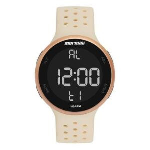 Relógio Mormaii MO7700AD8J - Unissex-Rosê