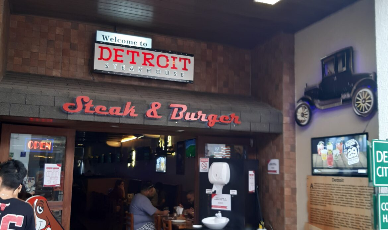 Detroit Steak House do Shopping Pier 21, Comércio Brasilia-56