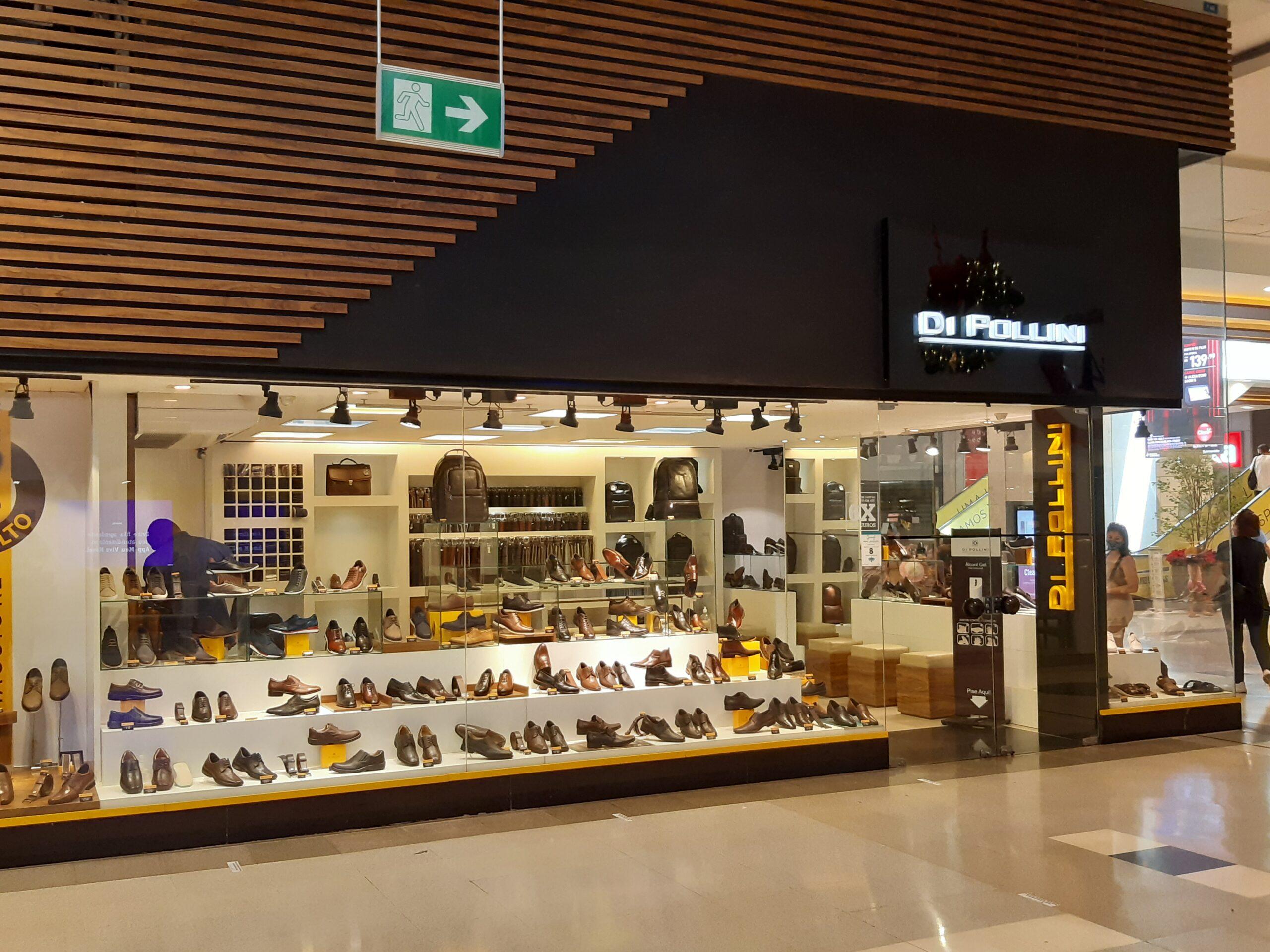 Di Pollinni Calçados do Shopping Conjunto Nacional, 1º Piso