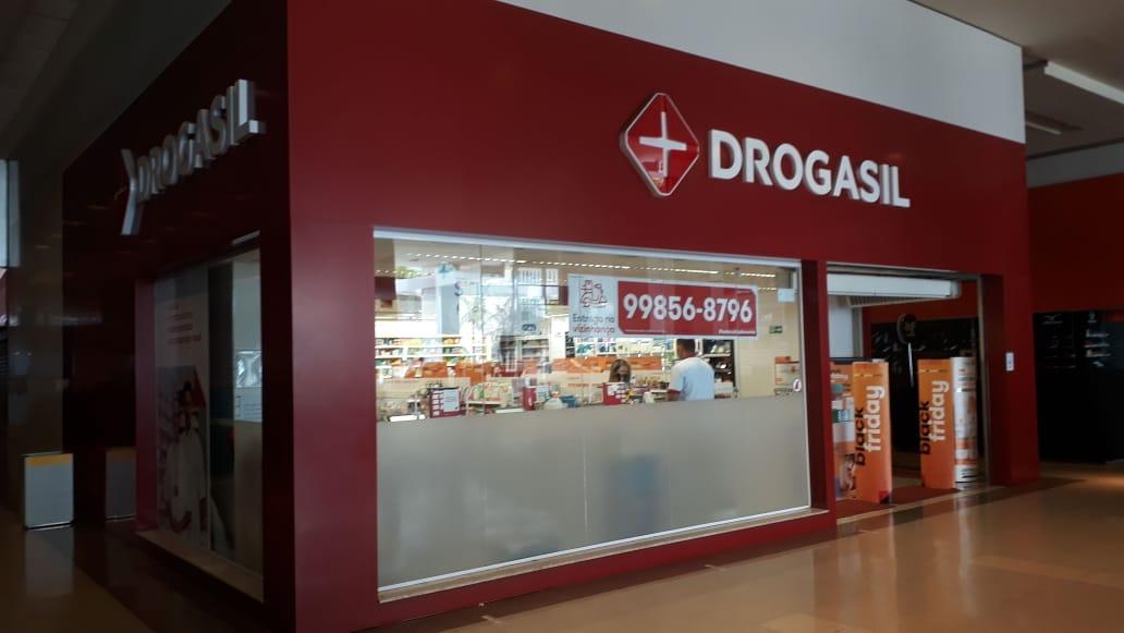 Drogasil do Conjunto Nacional, 1º Piso