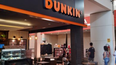 Dunkin do Shopping Pier 21