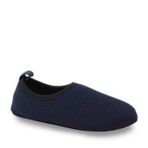 Sapato Infantil Kidy Socks Masculino - Masculino-Azul Escuro