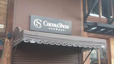 Cacau Show da 405 Sul, Rua dos Restaurantes, Bloco D, Comércio do DF