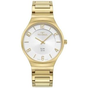 Relógio Technos 40mm - Unissex-Dourado