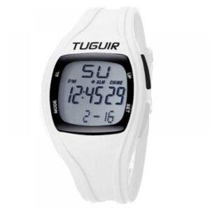 Relógio Tuguir Digital Masculino - Masculino-Branco