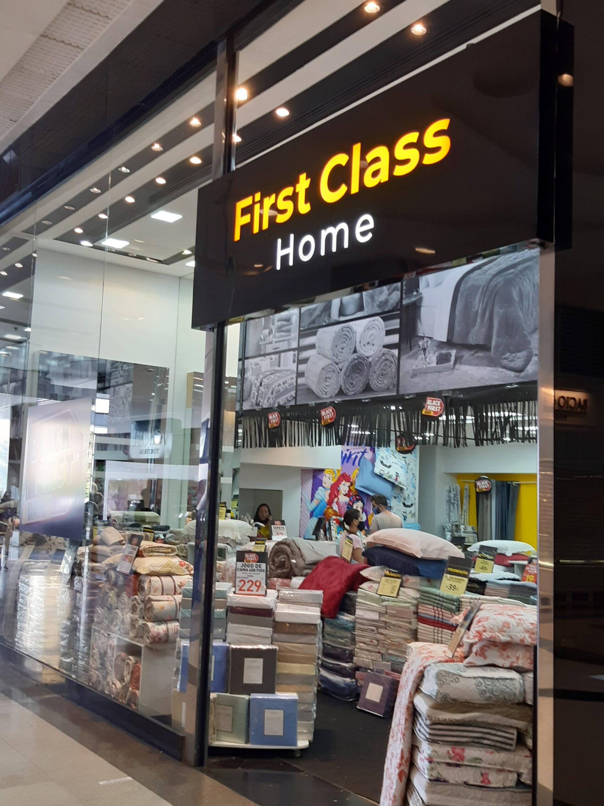 First Class Home do Shopping Conjunto Nacional, 1º Piso